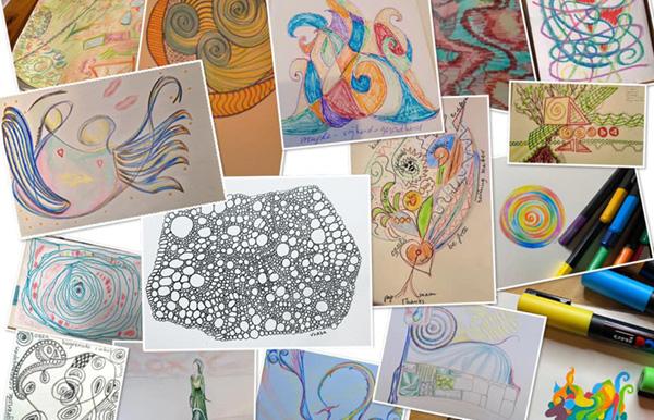 Let's doodle masterclass