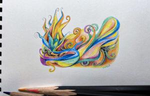 Liefdes-doodle