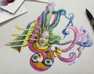 doodling alchemy